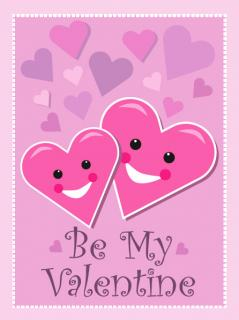Free Printable Valentine Cards for Kids | LoveToKnow