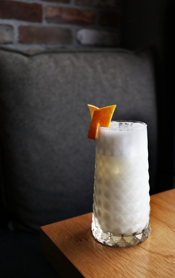 Sotol Milk Punch: La Lechedora | Natty Gourmand™ | Holiday drinks ...